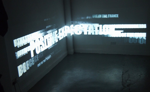 Text Projections